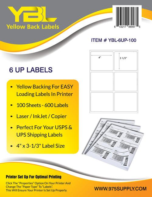 ybl labels 4 up labels 4 1 4 x 5 1 2 4 labels per sheet