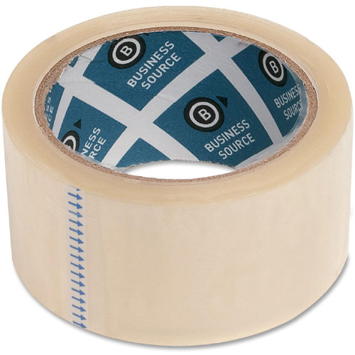 "Heavy Weight Packing Tape - Business Source Brand - 2 Mil - 1.88"" x  55 yds. - 3 Inch Core"