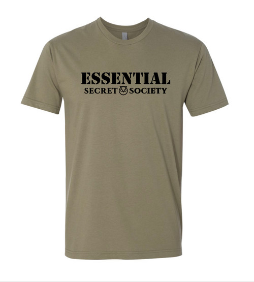Essential TShirt By SECRET SOCIETY