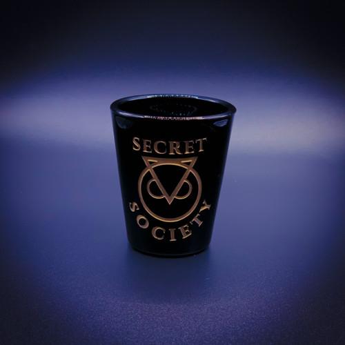 Shot Glass SECRET SOCIETY