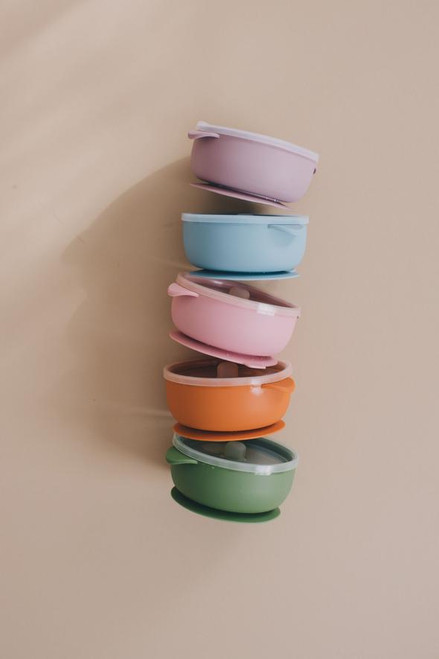 Baby Bar & Co Silicone Bowls