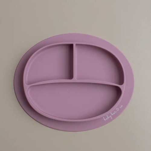 Baby Bar & Co Silicone Suction Plates