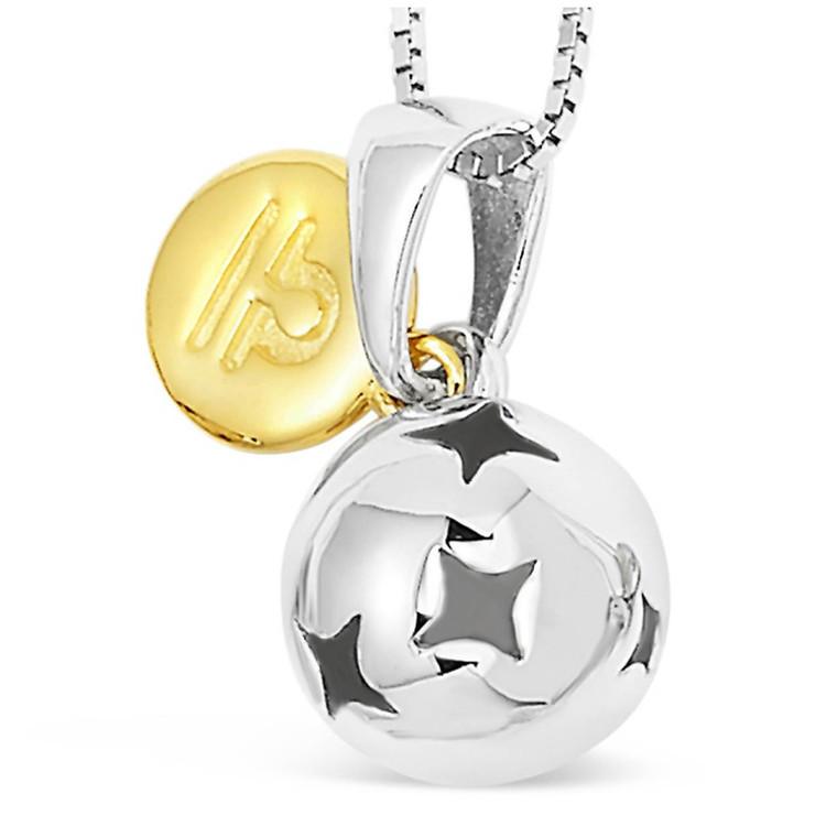 Zodiac silver pendant - Libra - Sep 23 - Oct 22