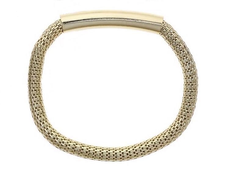 Bracelet (gold colour)