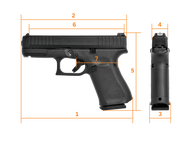 Product Compatibility Announcement Vickers Tactical™ Products for the GLOCK®44