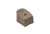 Vickers Tactical +2 Magazine Extension for the Glock® 43 VTMFP-006 43