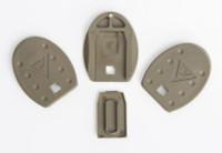 Vickers Tactical Magazine Floor Plates VTMFP-004MP