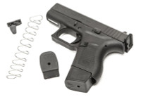 Vickers Tactical +2 Magazine Extension for the Glock 42