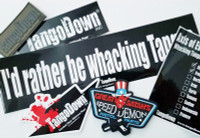 TangoDown Sticker & Patch Pack TDSP-01