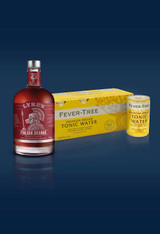 Lyre's Italian Orange & Fever-Tree Light Tonic