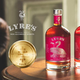 Lyre's now the most awarded non-alcoholic spirit beverages in the World!