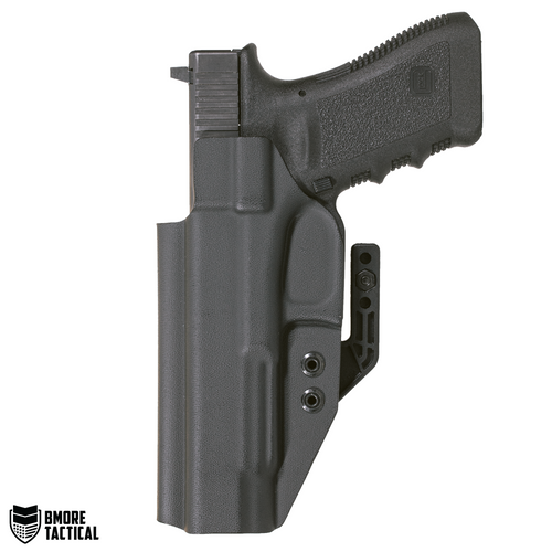 Body-facing Side of the Glock 34/35 Holster is slick and smooth for maximum comfort.