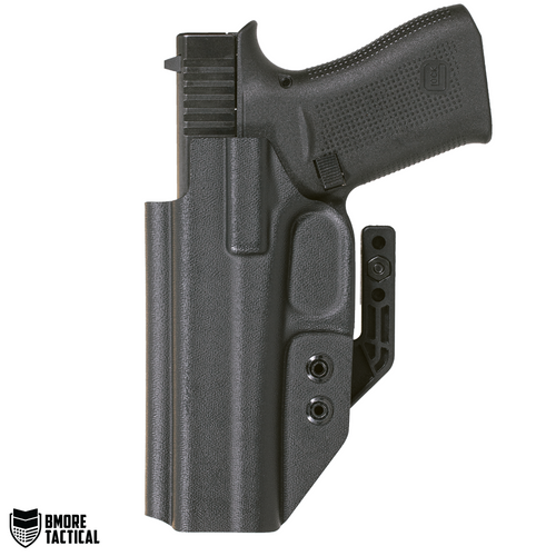 Body-facing Side of the Glock 48 Holster is slick and smooth for maximum comfort.