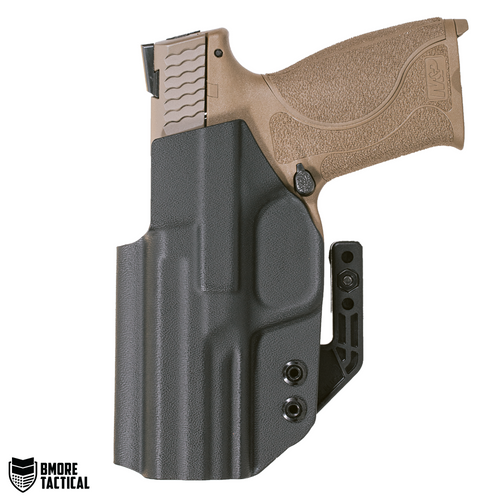 """Body-facing Side of the Smith & Wesson M&P 4.25"""" Holster is slick and smooth for maximum comfort."""