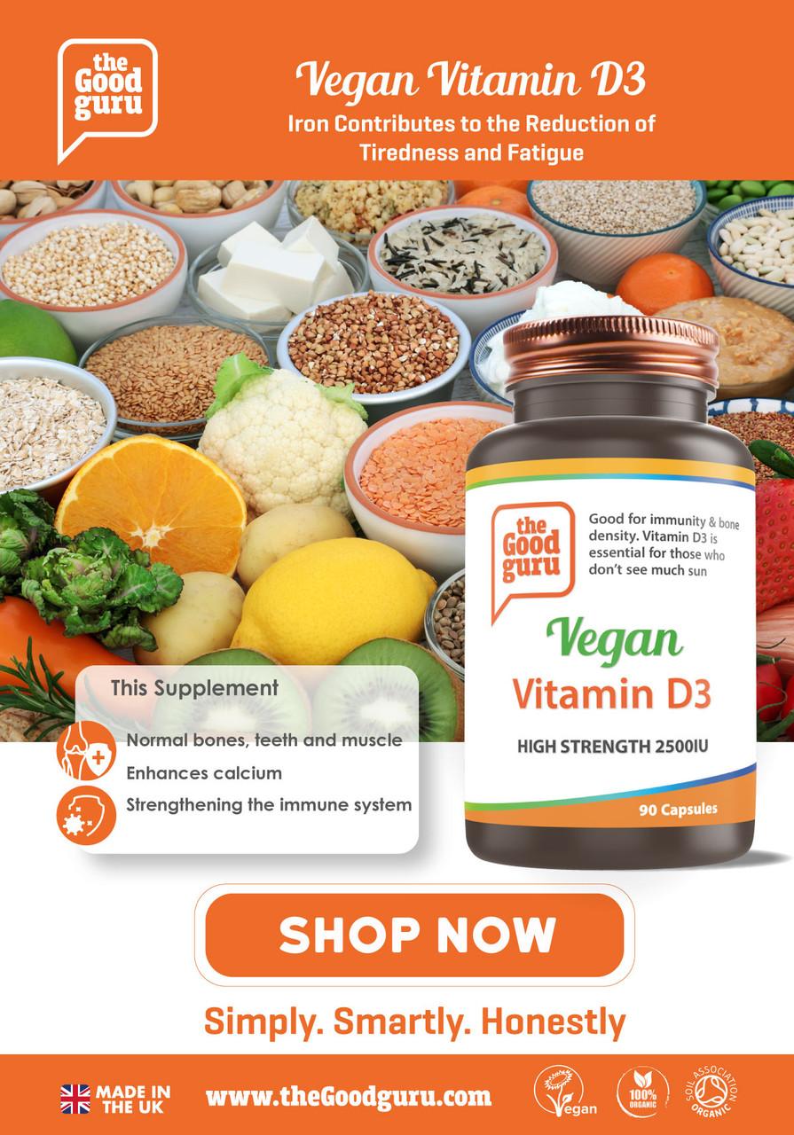 Vegan_Vitamin_D3