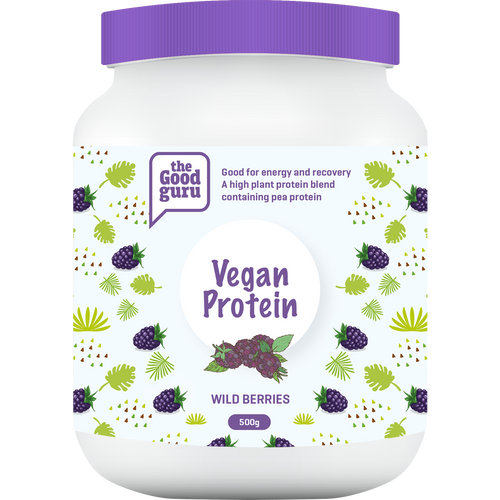 Vegan Protein Wild Berries