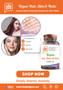 Vegan Hair, Skin & Nails