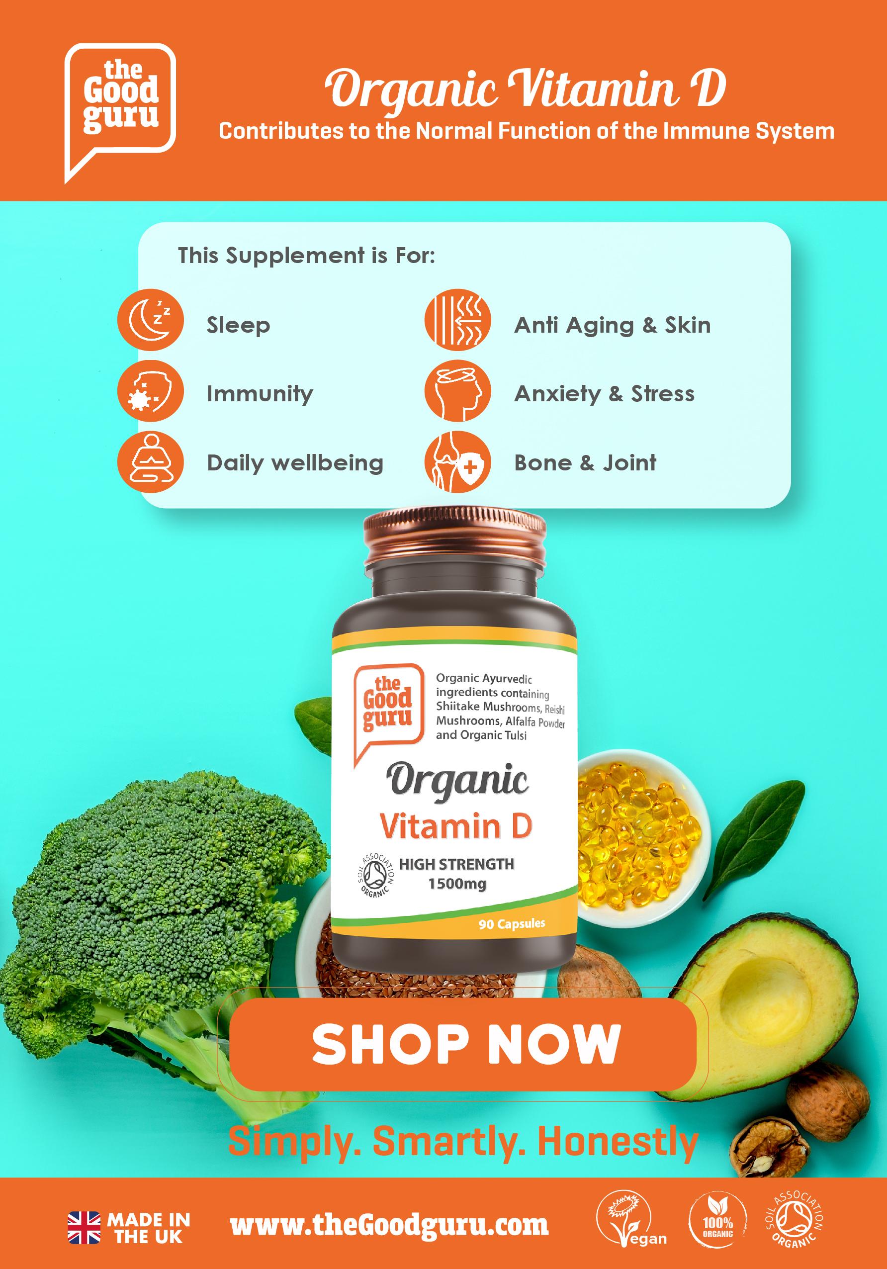 Organic_Vitamin_D
