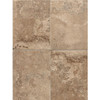 """American Olean Pozzalo 6"""" x 6"""" Weathered Noce Wall Tile"""