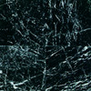 """American Olean Marble & Onyx Collection 12"""" x 12"""" China Black Field Tile"""