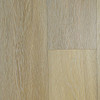 "LM Flooring Bentley 7"" Hand Scraped European Oak Castle Blanc"