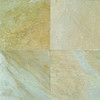 "American Olean Stone Source Granite New Venetian Gold Polished 12"" x 12"" Large Field Tile"