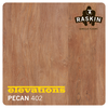 "Raskin Elevations Pecan 7.08"" x 47.24"" Luxury Vinyl Plank"