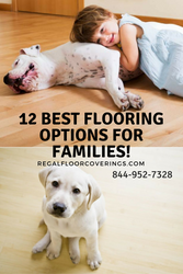 The 12 best flooring options for your family!