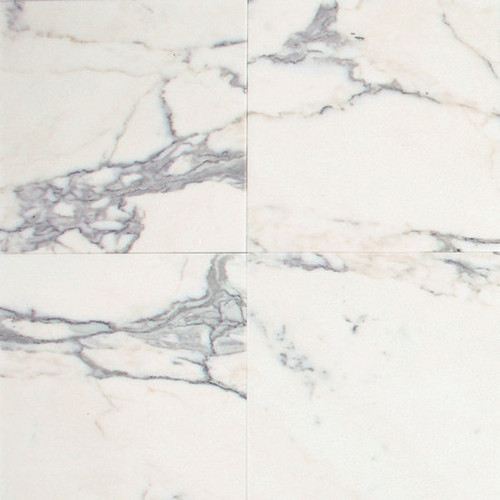 "American Olean Marble & Onyx Collection 12"" x 12"" Calacatta Gold Field Tile"