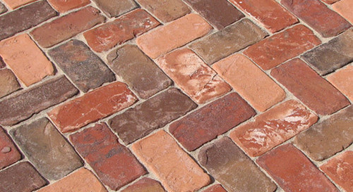 McNear Thin Brick Sandmold Series Chartham Pavers