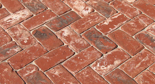 McNear Thin Brick Sandmold Series Salt House Pavers