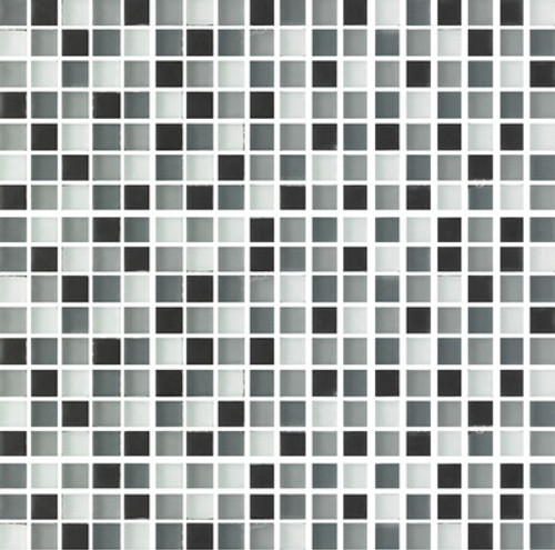 "Florida Tile Harmony 5/8"" x 5/8"" Broadway Frosted Mosaic"