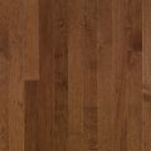 """Bruce American Treasures 3 1/4"""" Hickory - Plymouth Brown Solid Hardwood"""