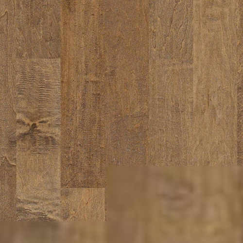"Shaw Yukon Maple Buckskin 6 3/8"" Engineered Hardwood"