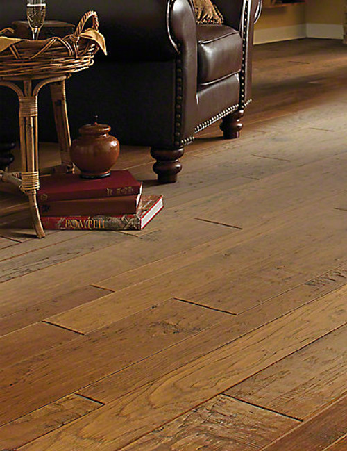 Anderson Palo Duro Mixed Width Golden Ore 5 Engineered Hardwood