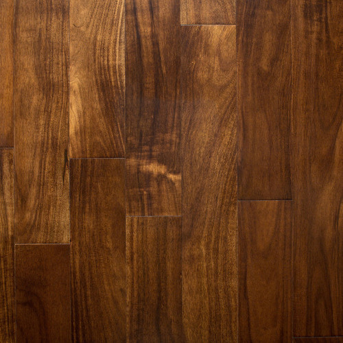 "Reward Flooring South Pacific 1/2"" x 4 3/4"" Acacia Cocoa"