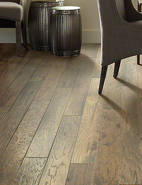"Anderson Bernina Hickory Cambrina 5"" Engineered Hardwood"