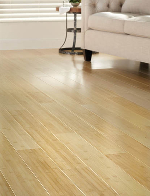 """Home Legend Horizontal Natural Solid T&G 5"""" x 38-5/8"""" Bamboo"""