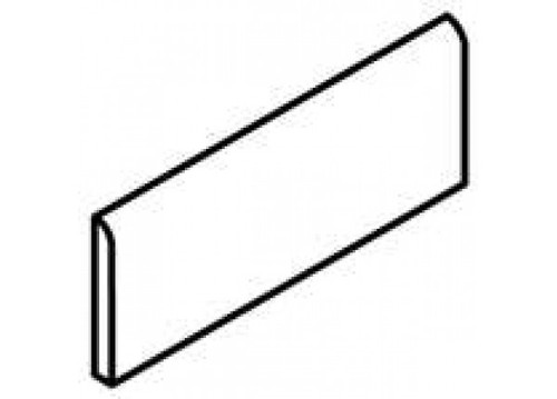 "American Olean Abound 3"" x 10"" Bullnose Wall Trim"
