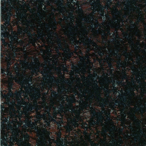 "American Olean Stone Source Granite Tan Brown Polished 12"" x 12"" Large Field Tile"