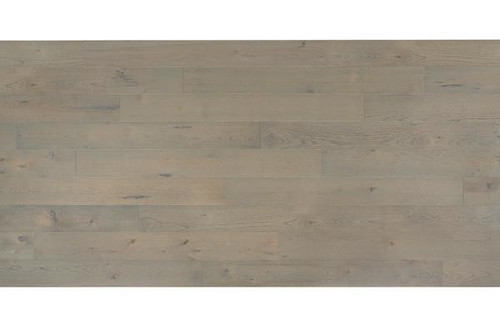 """From The Forest Choice Stone Hickory 1/2"""" x 7.5"""" Hardwood"""