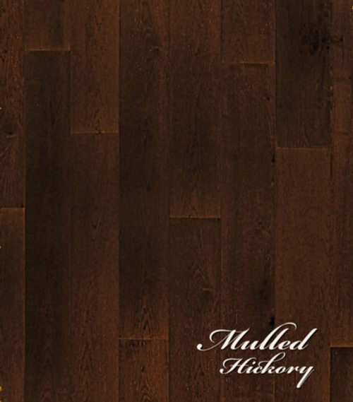 """From The Forest Vineyard Sonoma Mulled Hickory 1/2"""" x 8"""" Hardwood"""