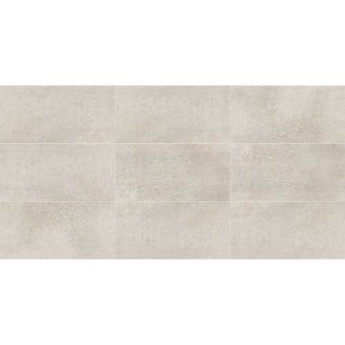 "Daltile Reminiscent Memento White 12"" x 12"" Floor Tile"