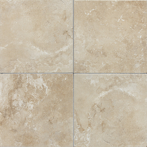 "American Olean Pozzalo 12"" x 12"" Manor Gray Floor Tile"