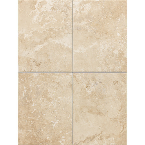 "American Olean Pozzalo 9"" x 12"" Manor Gray Wall Tile"