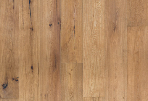 "DuChateau The Chateau Collection Natural European Oak 5/8"" x 7 1/2"" Engineered Hardwood"