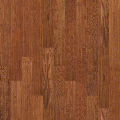 "Shaw Lake Park Rockford Red 3/4"" x 5"" Red Oak Solid Hardwood"