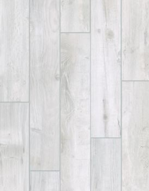 "Mohawk Bryson Valley Coastal Beachwood 8"" x 48"" Porcelain Tile"