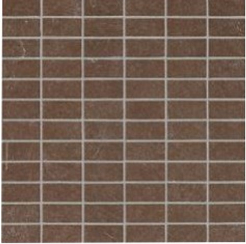 "Happy Floors Living Brown 1"" x 2"" Mosaic"