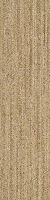 "Shaw Floorigami Desert Dawn Acacia Wood 9"" x 36"" Modular Carpet Tile"